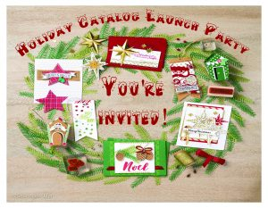 Holiday Launch party Postcard_Front blank